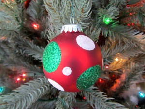 Dot Ornament