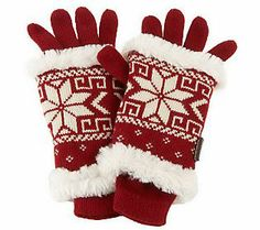Mukluk gloves
