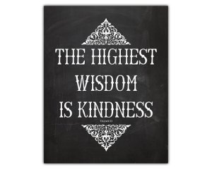 the-highest-wisdom-is-kindness